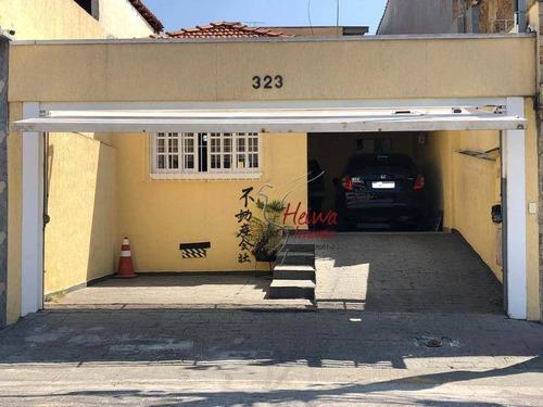 Imagem 1 de 12 de Casa Com 2 Dormitórios À Venda, 72 M² Por R$ 530.000,00 - Jardim Mangalot - São Paulo/sp - Ca1282