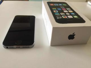 iPhone 5s 16gb Cinza Usado C/ Caixa