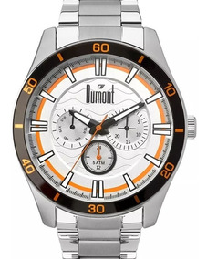 Relógio Masculino Dumont Du6p29acc/3k, C/ Garantia