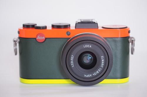 Camera Leica X2 Edição Paul Smith Versão Especial