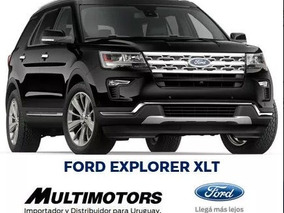 Ford Explorer Xlt - 3 Filas Entrega Ya - Financiacion Tasa0%