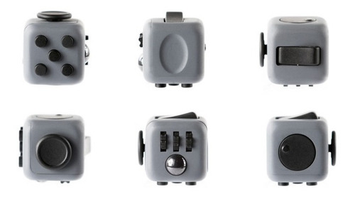 Fidget Cube Cubo Juguete Antiestrés Ansiedad