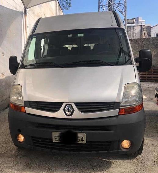 Renault Master 2012 2.5 Dci L2h2 16l 5p