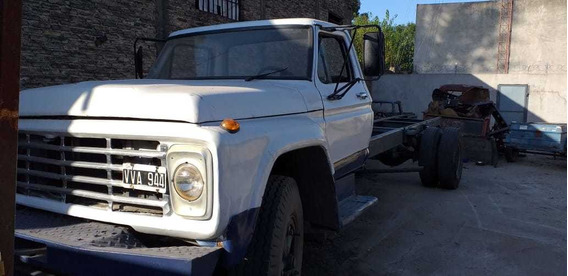 Ford F-7000 Motor Impecable