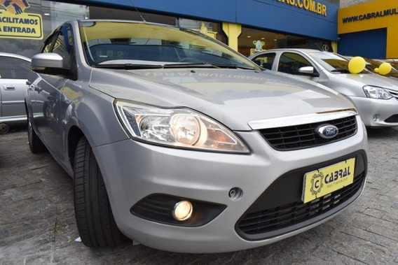 Focus 1.6 Glx 16v Flex 4p Manual