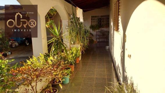 Casa Residencial À Venda, Condominio Belvedere Dos Cristais, Cristais Paulista. - Ca0147