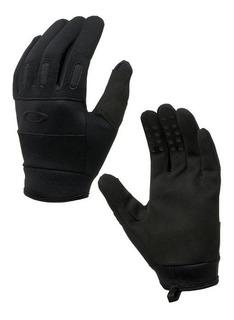 Guantes Oakley Tacticos Bici Moto Si Glove L G Negro Lightwe