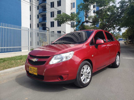 Ganga - Chevrolet Sail Lt - Full Equipo
