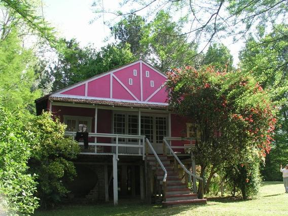 Casa Alquiler Delta Tigre- Arroyo Estudiantes- La Correntada