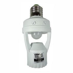 Sensor De Presença E Fotocélula P/ Soquete E27 - Dni 6026