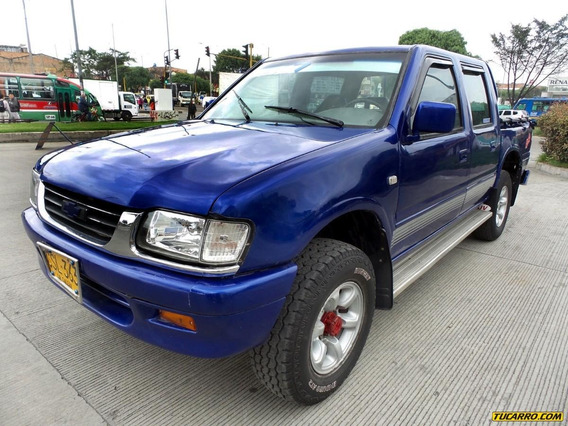 Chevrolet Luv Tfs Crew Can 4x4 Doble Cabina