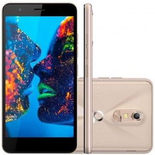 Smartphone Quantum Muv Pro Q5 16gb Dourado