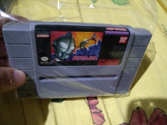 Ultraman Snes Original