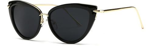 Aevogue - Gafas De Sol Para Mujer, Diseño De Ojo De Gato