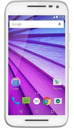 Imagem 1 de 4 de Celular Moto G3 Edição Turbo 16gb Usado Seminovo Mt Bom