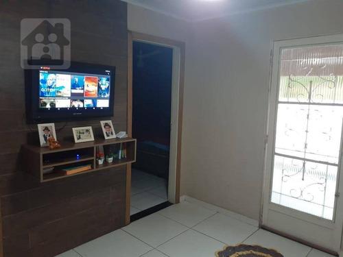 Imagem 1 de 18 de Casa À Venda, 121 M² Por R$ 115.000,00 - Novo Umuarama - Araçatuba/sp - Ca1047