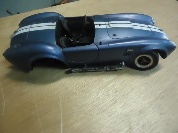Miniatura Carro Cobra Escala 1:16 (retirar Peças Ou Diorama)