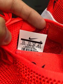 Nike Vaporfly Flyknit 4% Número: 8,5 Us 40 Brasil