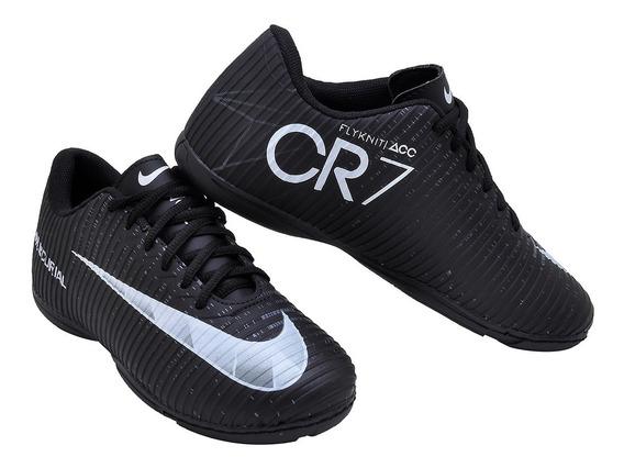 Tenis/nike Futsal /cr7 Kit Com 4 Pares