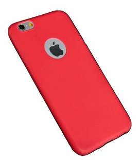 Funda Silicon De Colores iPhone