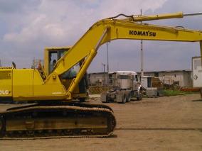 Excavadora Komatsu Pc200lc-5 51163