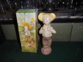 Avon Antigua Colonia Figura Niño En Caja -coleccion-!oferta
