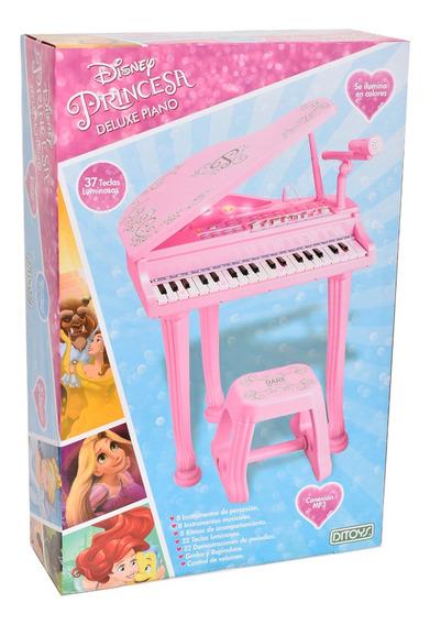 Princesas Piano Deluxe Ditoys