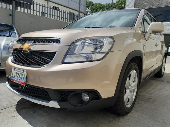 Chevrolet Orlando Automatica