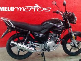 Yamaha Libero Negra 2019 Cero Kms