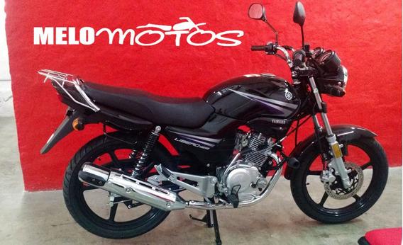 Yamaha Libero Negra 2021 Cero Kms