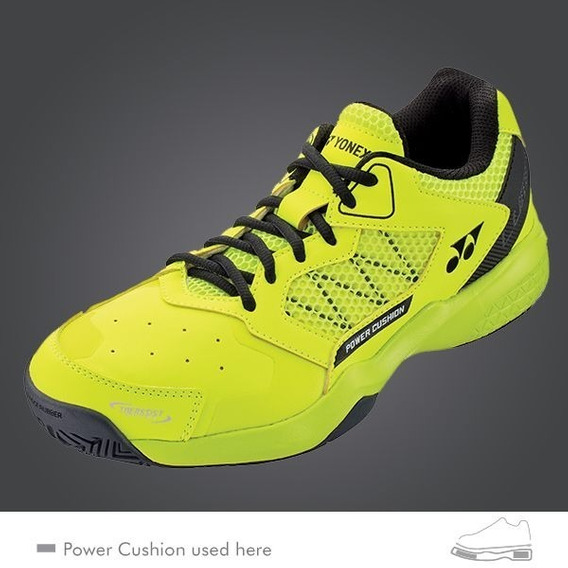 Tênis Yonex Power Cushion Lumio2 - Lime Yellow
