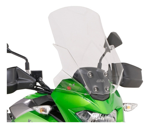Imagen 1 de 5 de Parabrisas Moto Kawasaki Versys 300 Givi Motoscba S