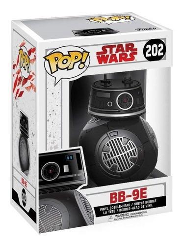 Bb-9e Star Wars Funko Pop Original #202 Caballito