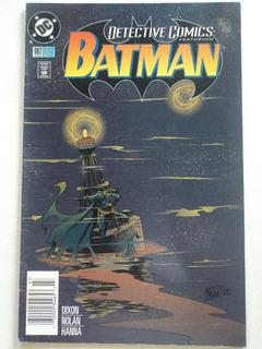 Hq-detective Comics:batman:687:dc:importado:dixon,nolan:eua