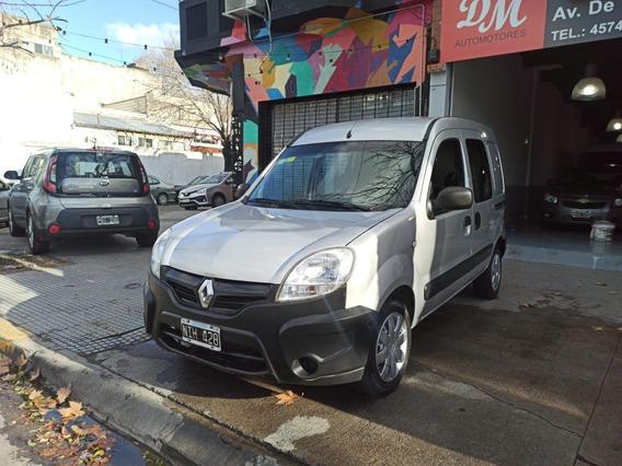 Renault Kangoo Furgon 5pas C/gnc 2 Plc 2014