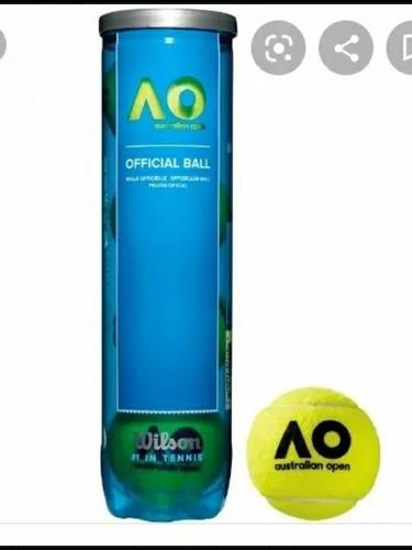 Imagen 1 de 1 de Pelotas De Tenis Wilson