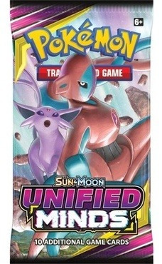 Pokemon Booster X 10 - Unified Minds - Pokemon Pokemon