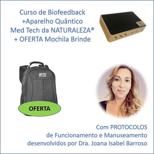 Curso De Analisadores Quânticos De Biofeedback
