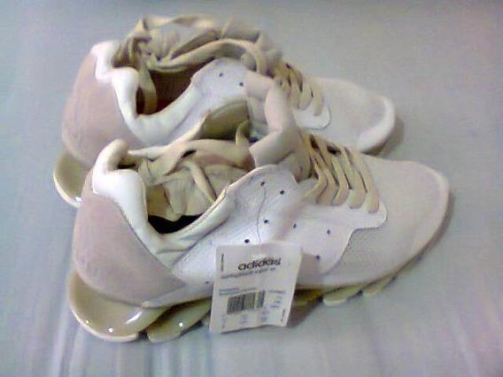Tenis adidas Springblade Em Couro Nº41 Original Na Caixa
