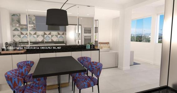 Apartamento Para Venda Em Rio De Janeiro, Glória, 2 Dormitórios, 1 Suíte, 3 Banheiros - Iv0348_2-1007126