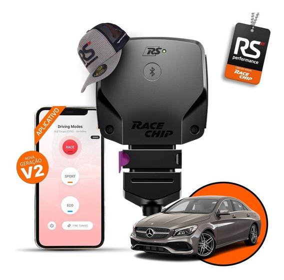 Chip De Potência Mercedes Cla250 Racechip Rs V2 + Aplicativo