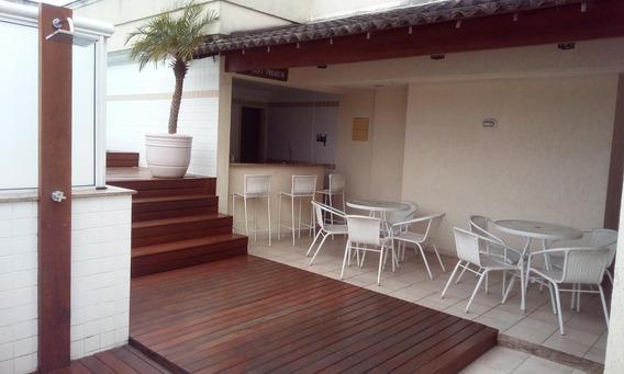 Apartamento Em Icaraí, Niterói/rj De 89m² 1 Quartos À Venda Por R$ 420.000,00 - Ap362770
