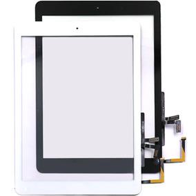 Tela Vidro Touch iPad Air A1474 A1475 A147 + Home + Adesivo