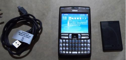 Nokia E62-1 Funcionando Perfeitamente.