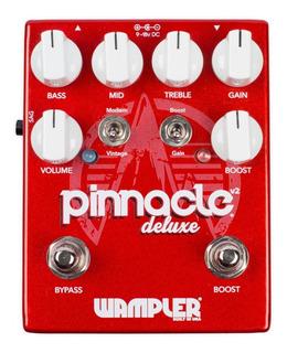 Pedal De Efecto Guitarra Wampler Pinnacle