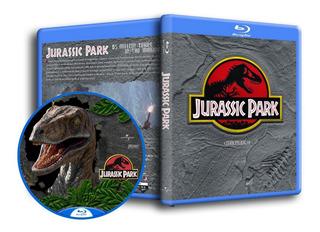 Jurassic Park Saga Colección 5 Bluray