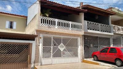 Poá-sp, Jardim Itamarati. Sobrado (duas Casas) No Mesmo Terreno, 4 Dorm., 2 Vagas - Codigo: So1945 - So1945