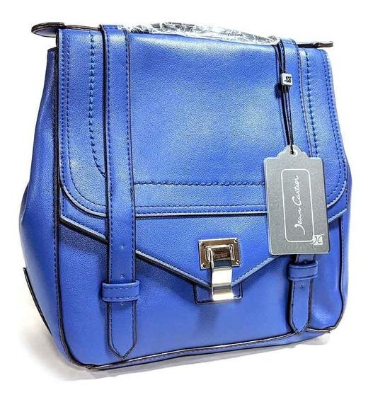 Cartera Chloe Mujer Js091 Jean Cartier Original Azul