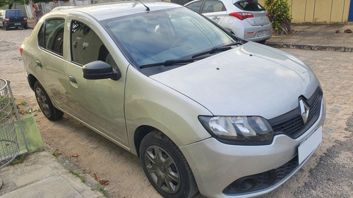 Renault Logan Autent 12v 2018, Ent=12.000 +55x677,carro Na