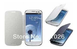Case Full Flip Cover P/ O Galaxy S3 I9300